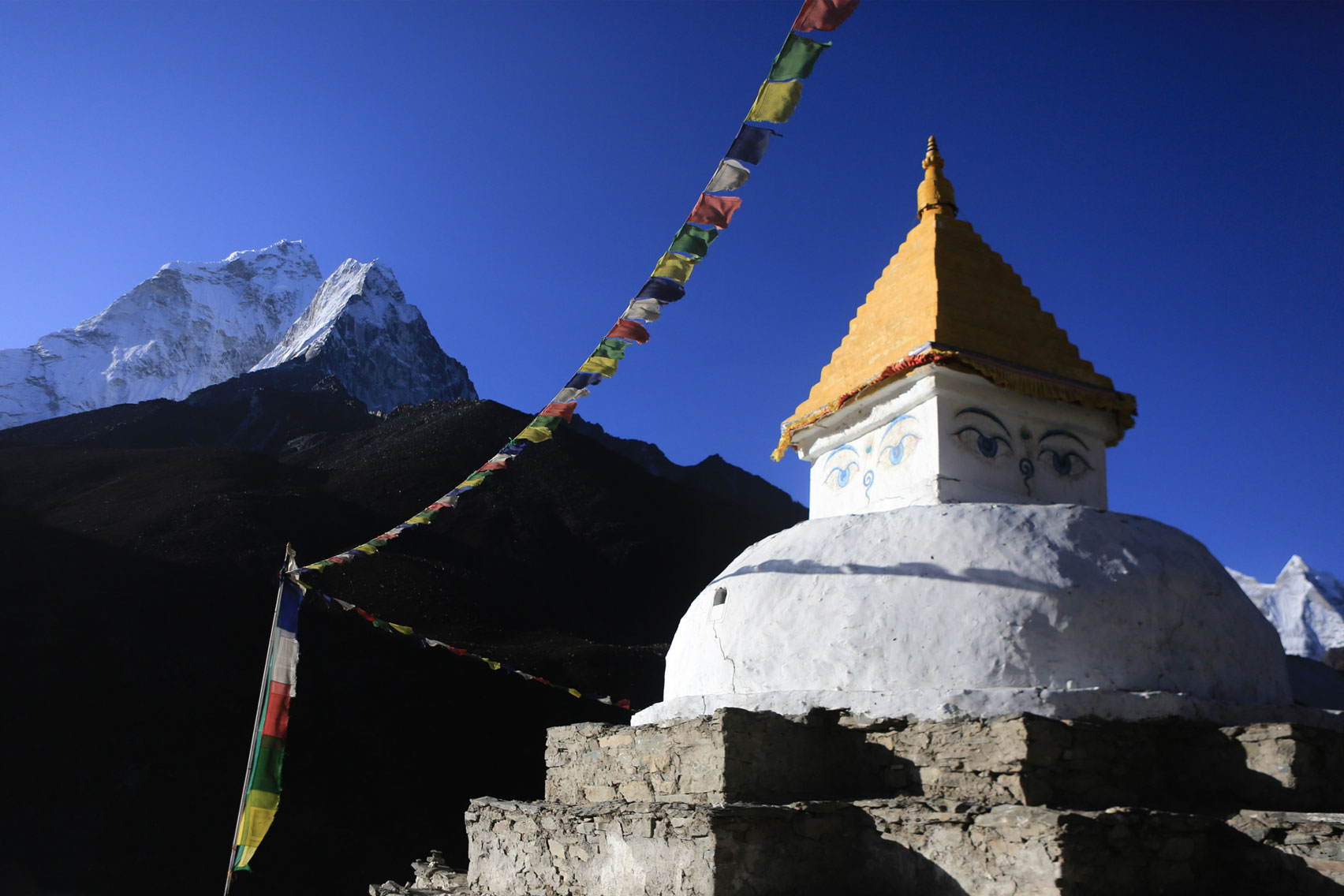 Day 8: Dingboche rest day