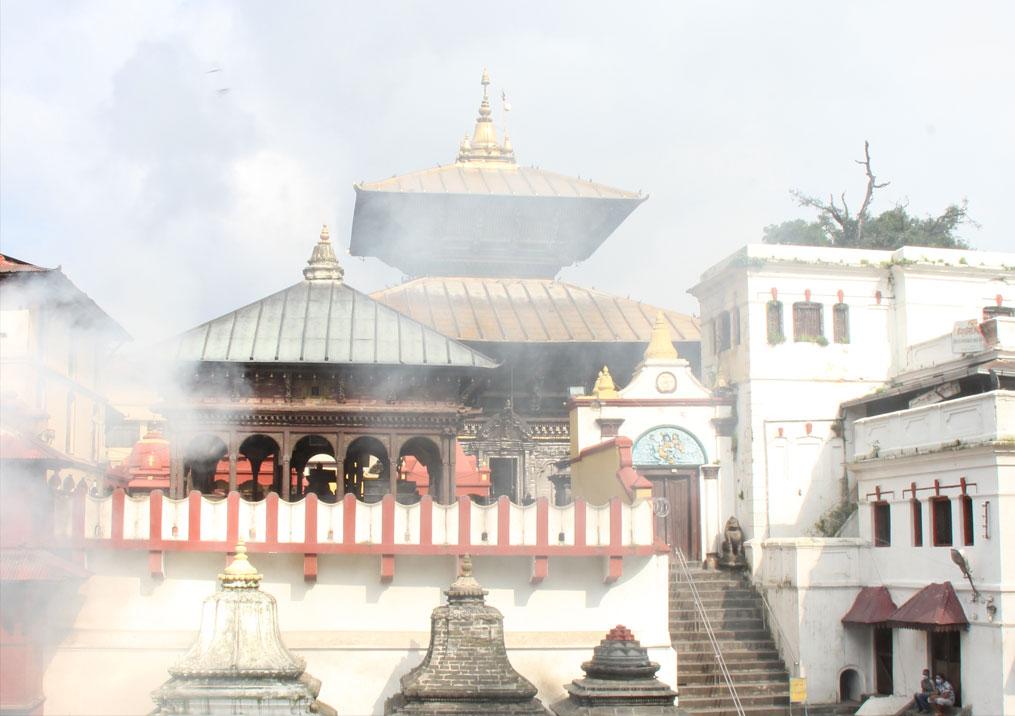 Day 2: Half day sightseeing in Kathmandu