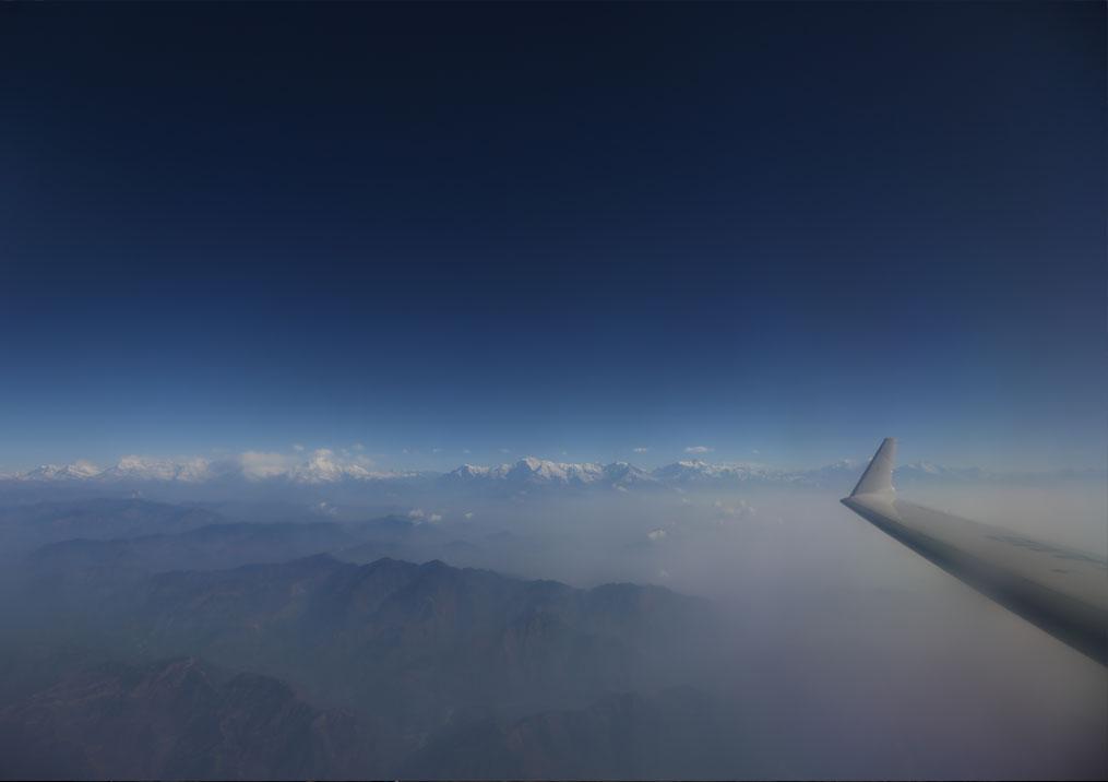 Day 2: Fly from Kathmandu to Pokhara (25 mins)