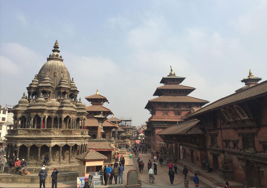 Day 11: International flight departure from Kathmandu