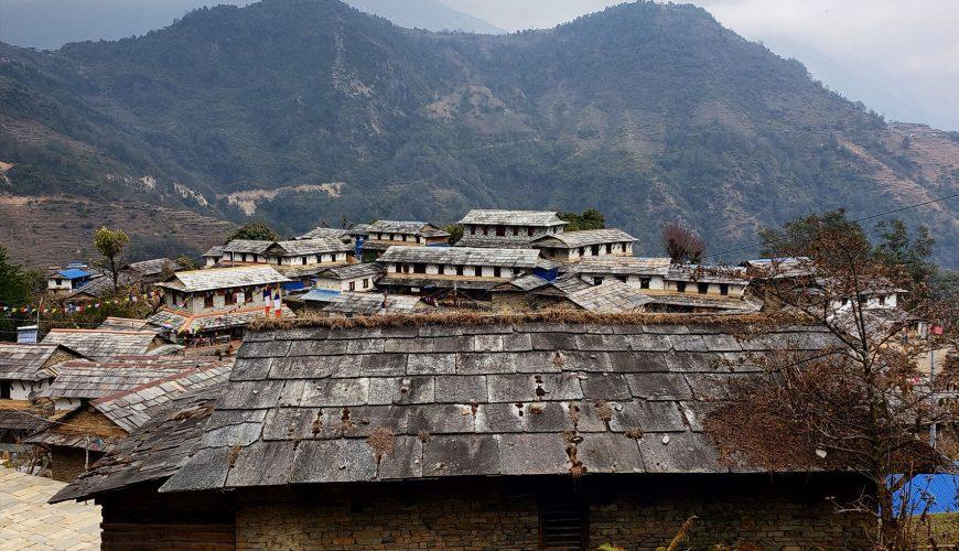 Khopra-comunity-trek